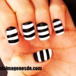 Imágenes de decoración de uñas faciles