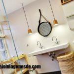 Imágenes de espejos para baños