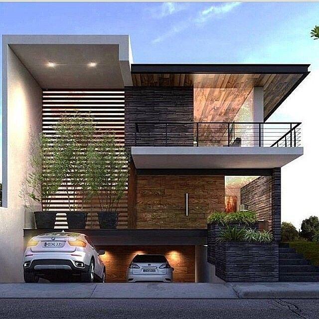 fachadas modernas