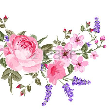 Imagenes De Flores Vintage Imagenes