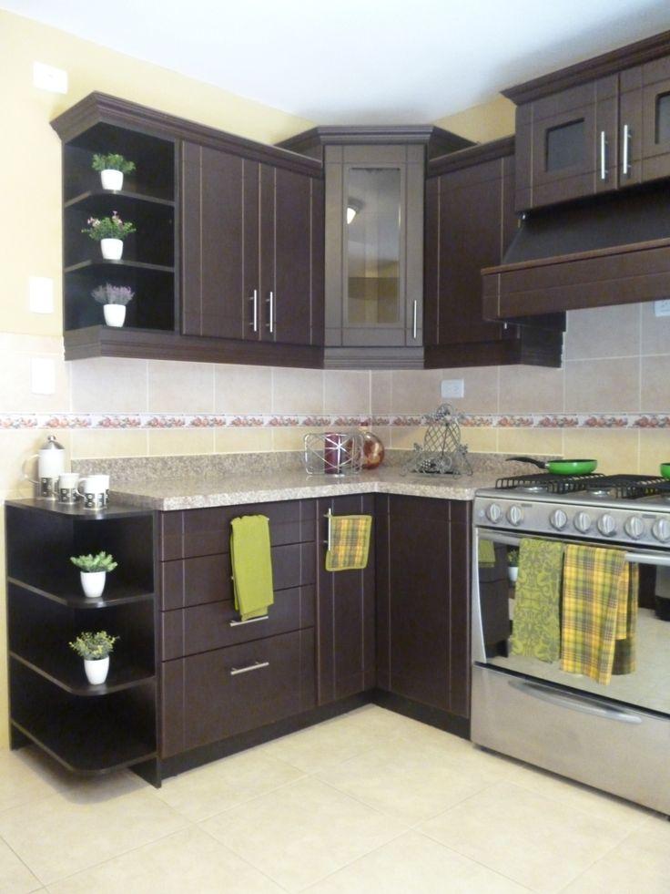 Im genes de gabinetes de cocina im genes for Disenos de gabinetes de cocina