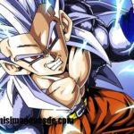 Imágenes de Goku Super Saiyan 5