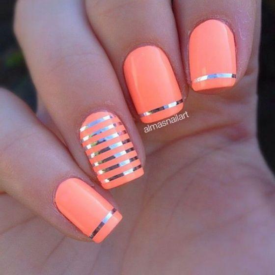 imagenes de uñas de acrilico