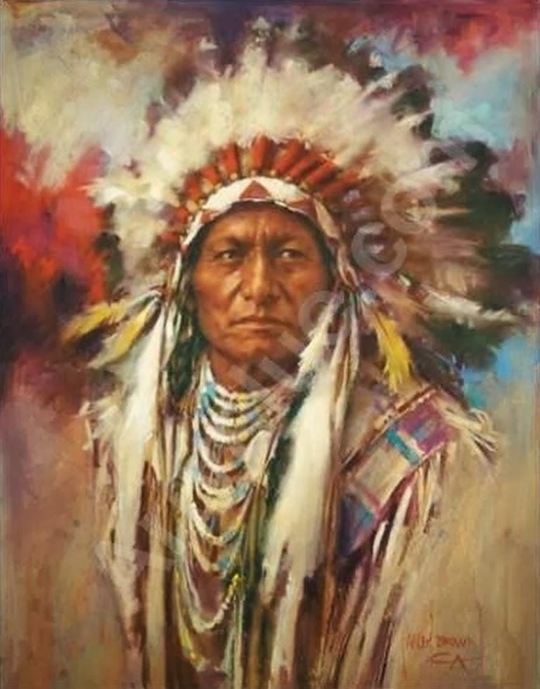 indios americanos