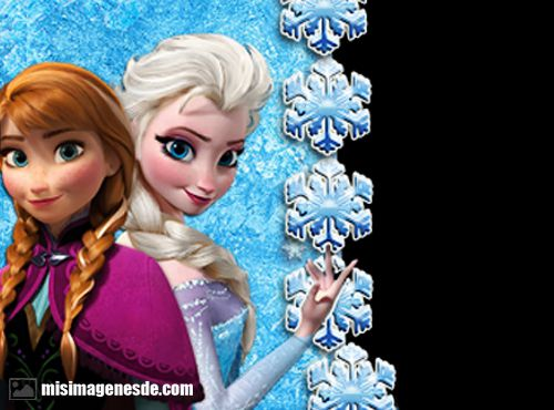 invitaciones de frozen