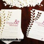 Imágenes de invitaciones para boda
