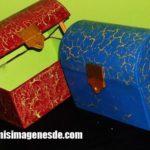 Imágenes de manualidades con carton