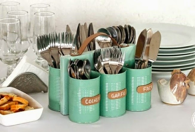 manualidades recicladas