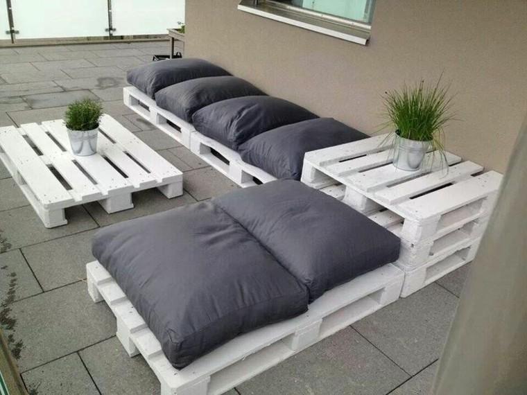 muebles con tarimas