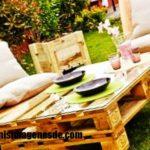 Imágenes de muebles con tarimas