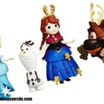 Imágenes de muñecas de Frozen