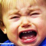 Imágenes de niños llorando