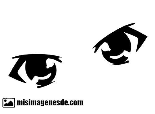 ojos anime