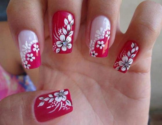 pintados de uñas