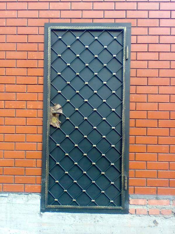 Im genes de puertas met licas im genes for Puertas metalicas modernas para exterior