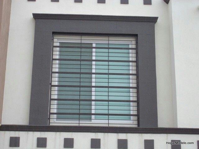 Im genes de rejas para ventanas im genes for Imagenes de ventanas de aluminio modernas