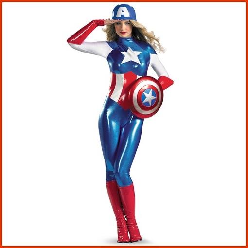 superheroes mujeres
