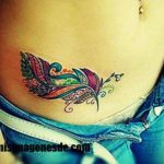 Imágenes de tatuajes de plumas