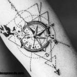 Imágenes de tatuajes geométricos