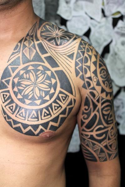 tatuajes maori