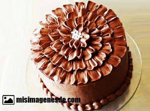 tortas con golosinas