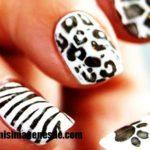 Imágenes de uñas animal print