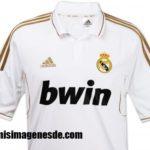 Imágenes de uniformes del Real Madrid