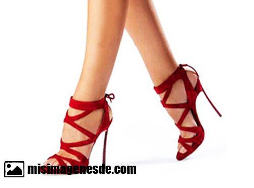 zapatos de tacon