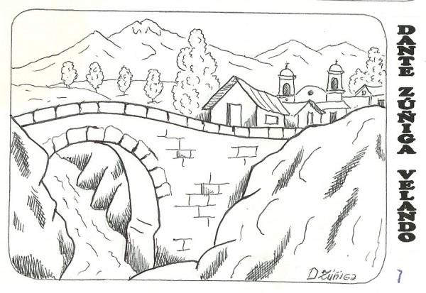 dibujos de paisajes