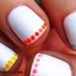 Imágenes de diseños de uñas fáciles