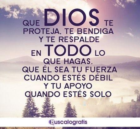 bendiciones de dios