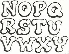 letras para carteles
