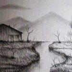 Imágenes de paisajes para dibujar