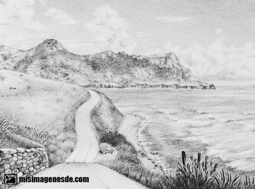 paisajes para dibujar