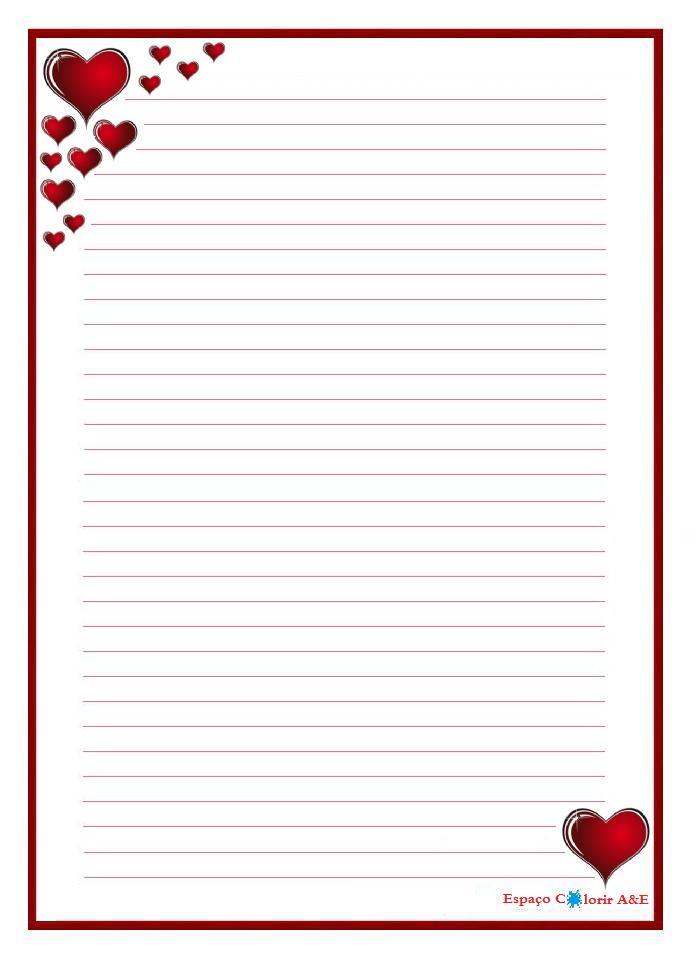 papel de carta