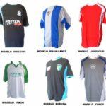 Imágenes de camisetas de fútbol