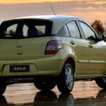 Imágenes de Chevrolet Agile