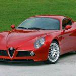 Imágenes de Alfa Romeo 8C