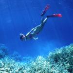 Imágenes de buceo libre
