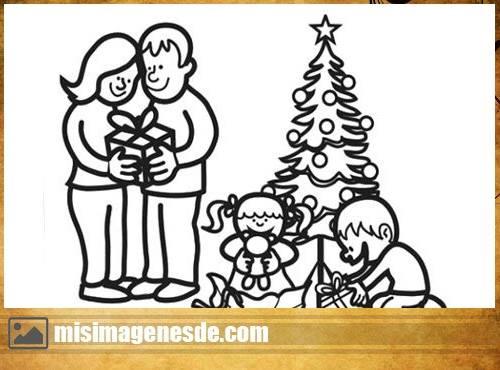 Imagenes para colorear de navidad en venezuela