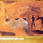 Imágenes de pinturas rupestres