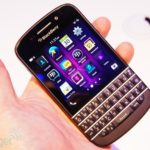 Imágenes de Blackberry Q10