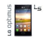 Imágenes de LG Optimus L5