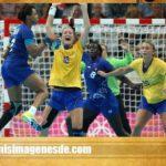 Imágenes de Handball