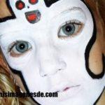 Imágenes de caras pintadas