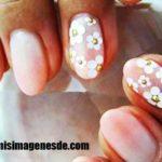 Imágenes de decoración de uñas cortas