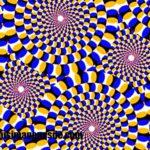 Imágenes de ilusiones ópticas