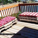 Imágenes de muebles con palets