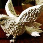 Imágenes de origami 3D