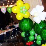 Imágenes de adornos con globos